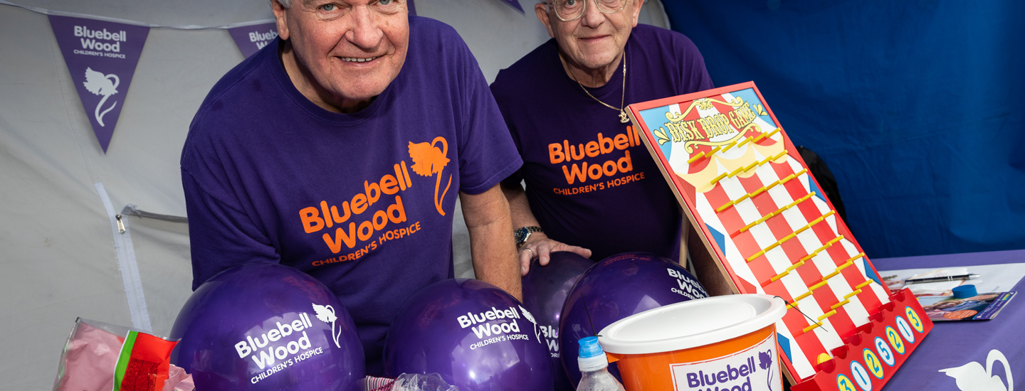 Bluebell Wood recognised for volunteer excellence