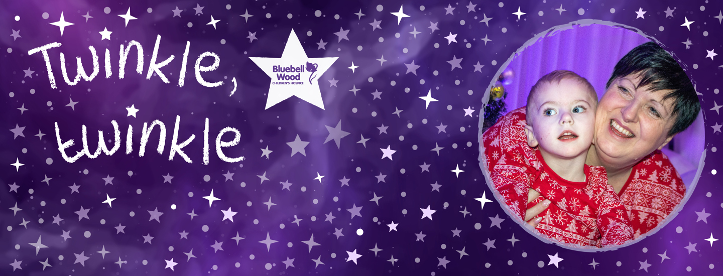 Let your love shine bright with our Twinkle Twinkle appeal