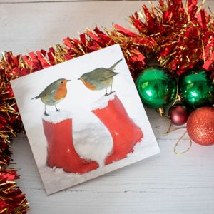 'Winter Friends' Christmas Cards