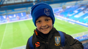 Owls-mad 'Super' Shay, 10, gears up for epic season finale challenge to raise funds for Bluebell Wood