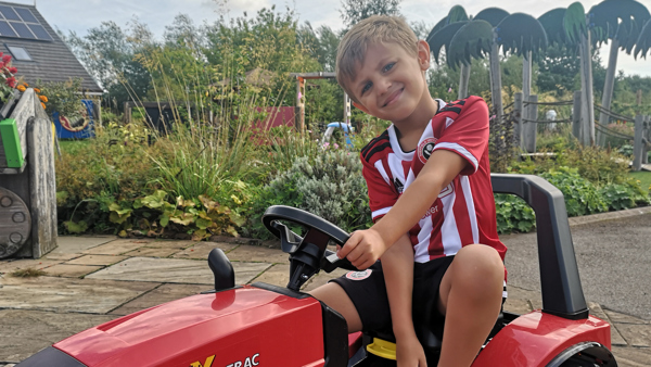Bluebell Wood and Sheffield United give fans chance to win a signed shirt in special Christmas raffle