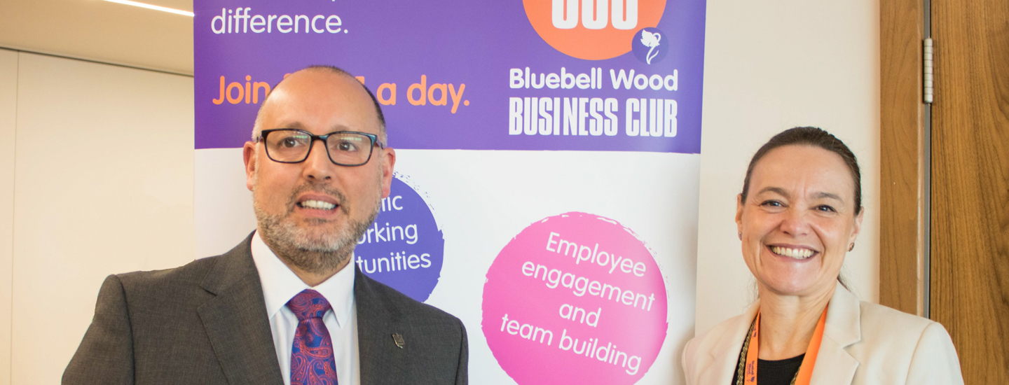 Bluebell Wood thanks businesses for 'overwhelming' support through pandemic