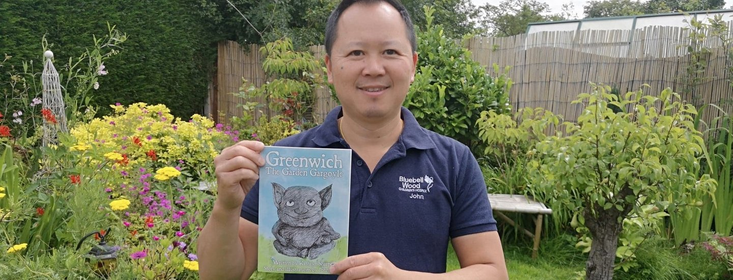 Multi-talented Bluebell Wood chef turns his hand to children's books
