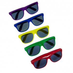 Colourful sunglasses (three for two)