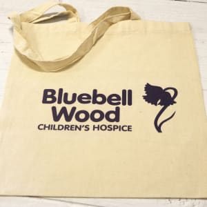 Bluebell Wood Calico Bag