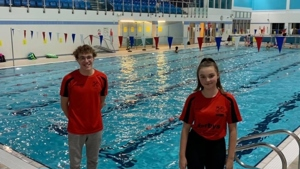 Retford Swimming Club goes the extra length in support of Bluebell Wood